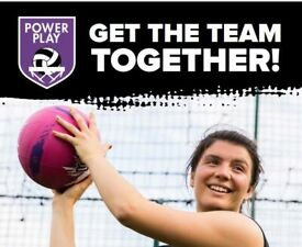 BRAND NEW NETBALL LEAGUE STARTING THIS NOVEMBER IN HOLLOWAY - TEAMS & INDIVIDUALS WELCOME