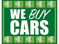 All Cars Bought For Cash Cars Wanted Sell My Car Cash For Cars
