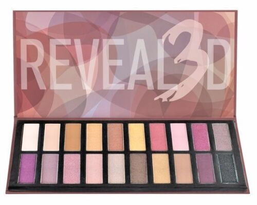 Coastal Scents Revealed 3 Eyeshadow Palette Contains Minerals Sealed