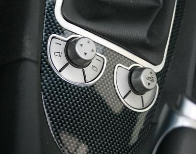 Mercedes Benz SLK R171 280 200 350 AMG Brabus Spiegel Dach Verstellung Aluminium
