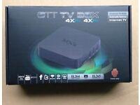 Android Kodi XBMC TV Box (Apple TV Alternative)