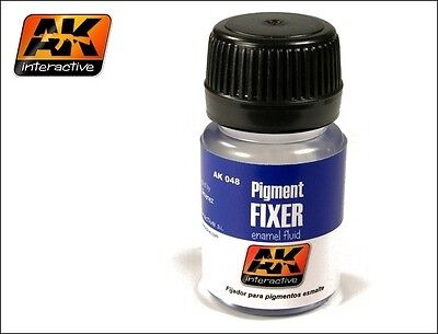AK00048 	 AK Interactive - Pigment Fixer  model making  effects