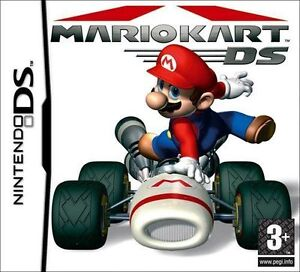 MARIO KART DS GAME NEW AND SEALED WORK ON ALL DS CONSOLE