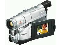 """JVC GR-FXM41EK VHS-C Analogue Camcorder with Screen [25x Optical, 2.5"""" LCD] Brand New"""