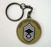 Chief Master Sergeant Challenge Coin