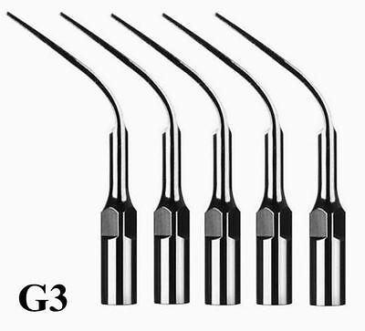 100 Dental Ultrasonic Piezo Scaler Tips For Ems Woodpecker Scaling Handpiece G3