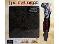 The Evil Dead Anthology - 4 BLU RAYS