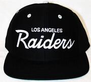 Los Angeles Raiders Snapback