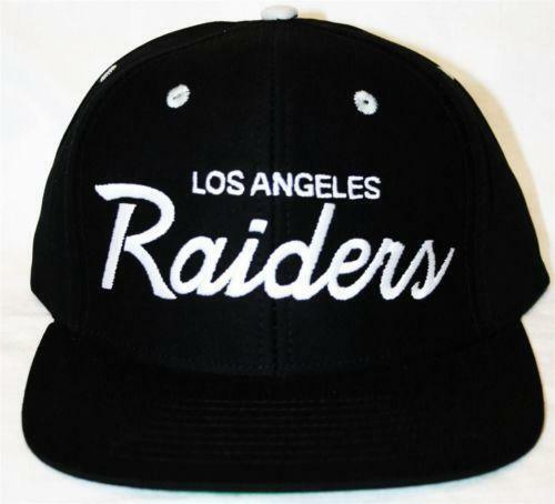 Los Angeles Raiders Snapback  60d821479a