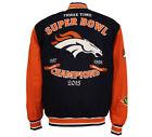 Denver Broncos Men NFL Jackets