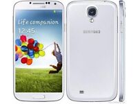 Unlocked Samsung Galaxy S4 GT-i9505 - 16GB - -White Frost Smartphone