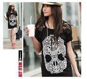 Womens Skull Shirts