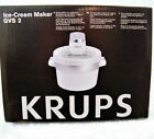 Krups Ice Cream Makers
