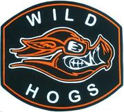 Wild Hogs Patch