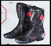 Pro Biker Boots