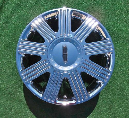 lincoln town car rims ebay