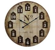 Antique Wooden Clocks