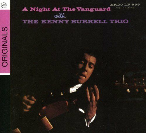 The Kenny Burrell Trio - A Night At The Vanguard / Verve Records 2008 OVP