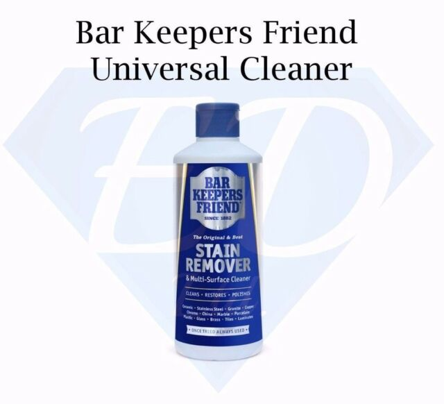 Bar Keepers Friend Universal Cleaner - Original Powder 250g - Stain Remover