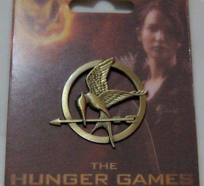 Cosplay The Hunger Games Katniss Everdeen Prop Mockingjay Pin Brooch Badge NP2Z](Mocking Jay Pin)
