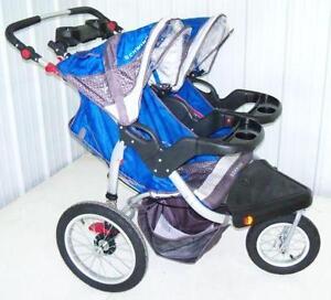 Double Stroller - Lightweight, Baby Jogger, Evenflo | eBay