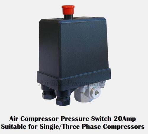 Air Pressure Switch Ebay