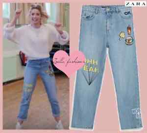 Zara patched mom jeans SOLD OUT and hard to find Kitchener / Waterloo Kitchener Area image 2