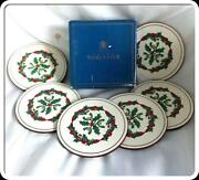 Royal Worcester Holly Ribbons