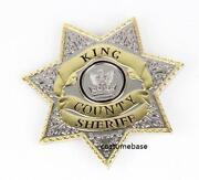 Walking Dead Badge