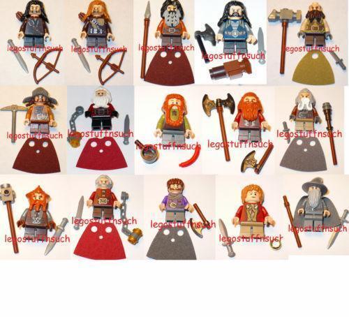 Lego Dwarf Ebay