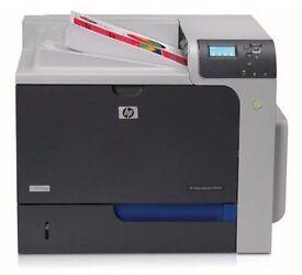HP Color LaserJet CP4525n Workgroup Laser Printer, CC493A