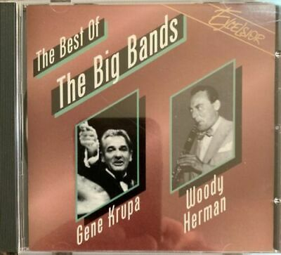 The Best of the Big Bands MUSIC CD JAZZ BIG BAND