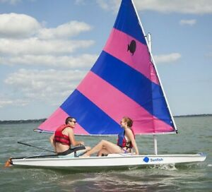 ISO: Sunfish Sailboat