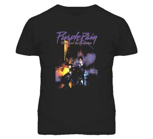 Prince Purple Rain Shirt Ebay