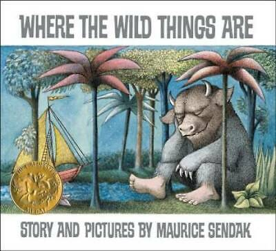 Where the Wild Things Are - Paperback By Maurice Sendak - GOOD