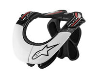New Adult L/XL Alpinestars Pro BNS Neck Brace Support Motocross Enduro