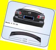 06 Mazda 6 Spoiler