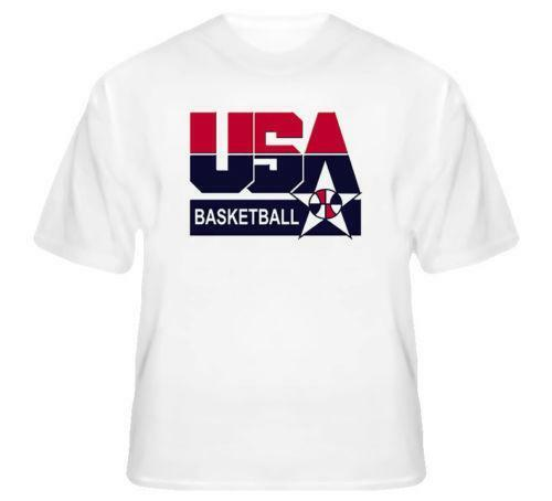 19d5805d25aa8c USA Basketball Shirt