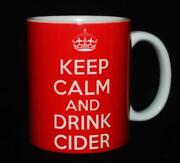 Keep Calm and Drink Cider