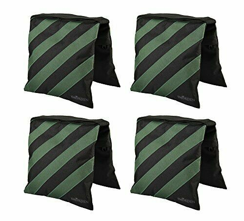 IMORDEN Saddlebag sand bags Heavy Empty Sand bags Holds 20lb