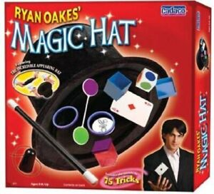 Ideal Ryan Oakes' Magic Hat Set by Cadaco (Brand New)