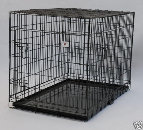 how to make a large dog kennel