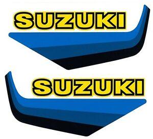 Suzuki Rm  Gas Tank