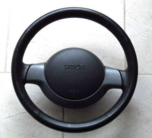 Smart Fortwo Steering
