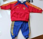 Baby Jogginganzug adidas
