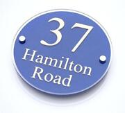 Large House Number Plaques