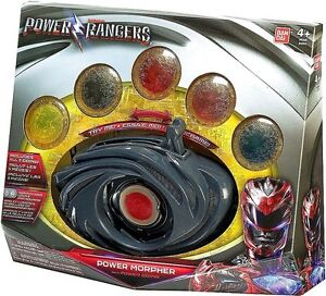 Power rangers movie 2017 electronic morpher brand new in for Ride now motors monroe nc