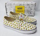 VANS Yellow Men's VANS Authentic