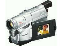 "JVC GR-FXM41EK VHS-C Analogue Camcorder with Screen [25x Optical, 2.5"" LCD]"