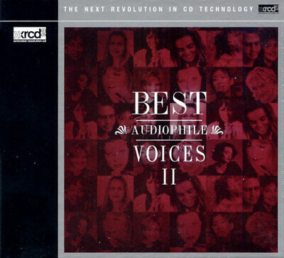 Best Audiophile Voices II